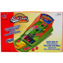 48 Units of TABLE PIN BALL GAME IN COLOR BOX - Sports Toys