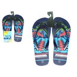 72 Units of Slipper For Boy 3asstsize - Boys Flip Flops & Sandals