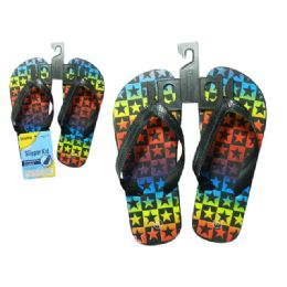 72 Units of Slipper For Boy 3ass tsize 11-3 - Boys Flip Flops & Sandals