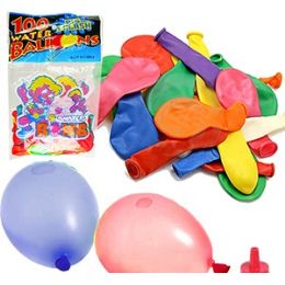 120 Units of 100 PIECE WATER BALLONS. - Water Balloons