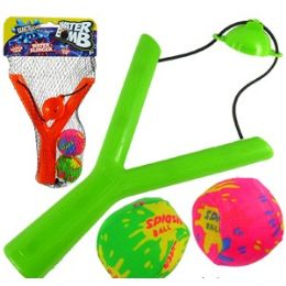 48 Units of SLINGSHOT WATER BOMBS - Water Balloons