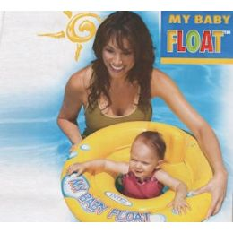 16 Units of MY BABY FLOATS - Inflatables