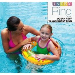 36 Units of Ocean Reef Swim Rings - Inflatables