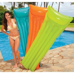 24 Units of Intex Inflatable Pool Float Mattresses - Inflatables