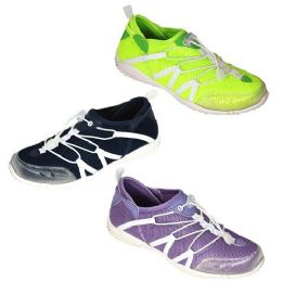 24 units of wholesale womens water shoes at