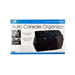 12 Units of Auto Console Organizer with Multiple Pockets - Storage Holders and Organizers
