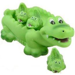 24 Units of Bath Pals - Alligator Family. - Bath And Body