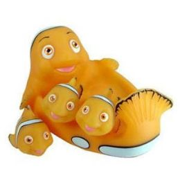 24 Units of Bath Pals - Clown Fish Family - Bath And Body