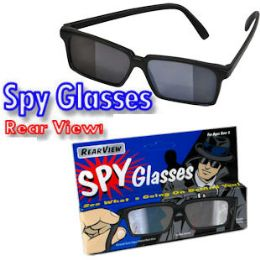 204 Units of SPY GLASSES - Novelty & Party Sunglasses