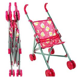 16 Units of MY FIRST UMBRELLA DOLL STROLLER - Dolls