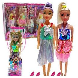 240 Units of MODERN GIRL DOLLS - Dolls