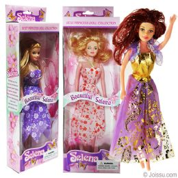 96 Units of Selena Fashion Dolls - Dolls