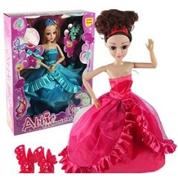24 Units of POSE-ABLE ABBIE BALLGOWN DOLLS - Dolls