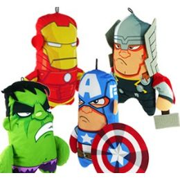 24 Units of MARVEL PLUSH AVENGERS ALLIANCE - Dolls
