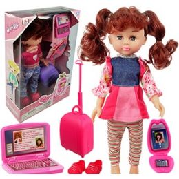 24 Units of TRAVELING SOPHIE PLAYSETS. - Dolls