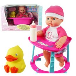 8 Units of BABY DOLL PLAYSETS - Dolls