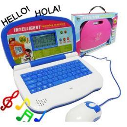 16 Units of BI-LINGUAL LEARNING LAPTOP. - Educational Toys