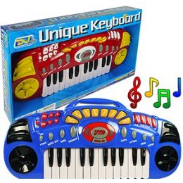 12 Units of UNIQUE KEYBOARDS. - Musical
