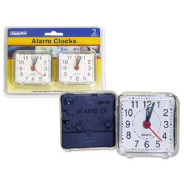 96 Units of 2pc Clocks - Clocks & Timers