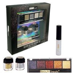 24 Units of 5 Piece Glitter Makeup Sets - Cosmetics