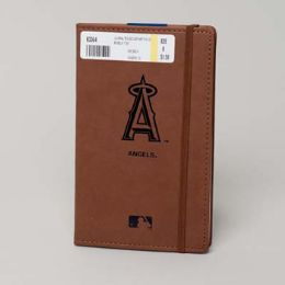 60 Units of Journal Bound Leather 5 X 8.25 Angels - Dry Erase