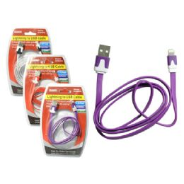 72 Units of Cable Lightning To Usb 3.25ft - Cables and Wires