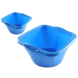"""48 Units of Dishpan Sq 12.5x11.75x6.25""""H - Frying Pans and Baking Pans"""