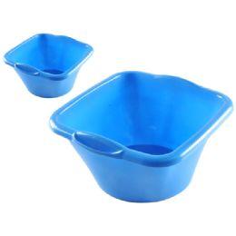 48 Units of Dishpan Square - Buckets & Basins