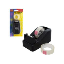 36 Units of Tape Dispenser with Tape Set - Tape