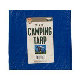 36 Units of Multi-Purpose Camping Tarp - Camping Gear