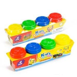 36 Units of KIDS DOUGH ART CLAY SET - Clay & Play Dough