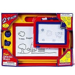 12 Units of 2 PIECE MAGIC DRAWING BOARD SETS - Educational Toys