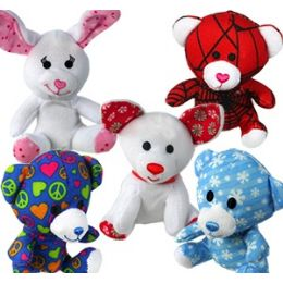 154 Units of Mini Plush Baby Animals - Plush Toys