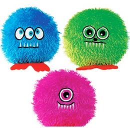 48 Units of Plush Fuzzy Monsters - Plush Toys