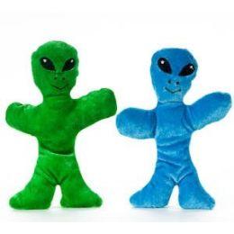 120 Units of Plush Velour Alien - Plush Toys