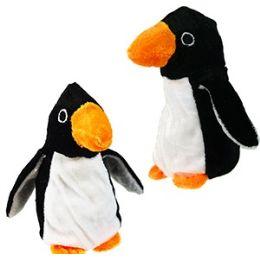 48 Units of Mini Plush Velour Penguin - Plush Toys