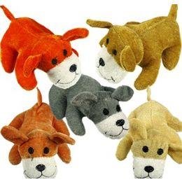 96 Units of Mini Plush Dogs. - Plush Toys