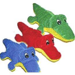 """60 Units of 7"""" Plush Velour Alligators - Plush Toys"""