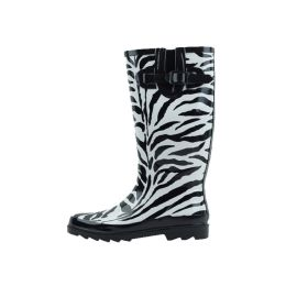 12 Units of Womans Rubber Rain Boots (13 Inches Tall) - Women's Boots