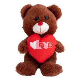48 Units of Plush Christmas Bears. - Christmas Novelties