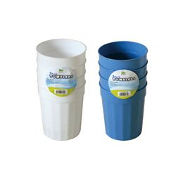 48 Units of 4PK Tumblers 22oz - Plastic Drinkware