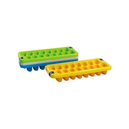 48 Units of 2 Pack Ice Cube Trays - Freezer Items