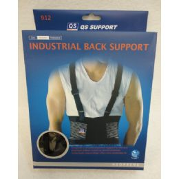 48 Units of Industrial Back Support - Bandages and Support Wraps