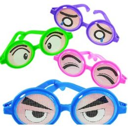 288 Units of Emoticon Eyeglasses. - Novelty & Party Sunglasses