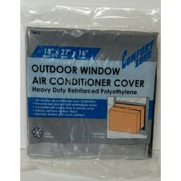 24 Units Of Outdoor Window Air Conditioner Cover At