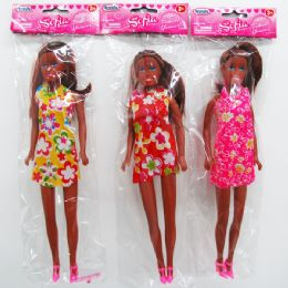 48 Units of African American Sofia Doll - Dolls