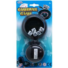 96 Units of 7 Piece GamblingGame - Dominoes & Chess