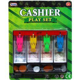 48 Units of Cashier Play Money Set - Educational Toys