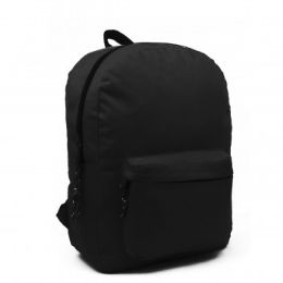 "24 Units of Black 17"" Air Express Backpack - Backpacks 17"""
