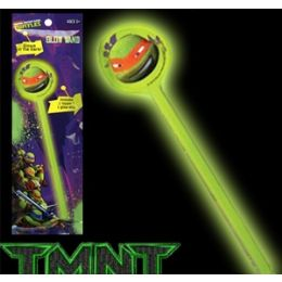36 Units of Teenage Mutant Ninja Turtle Glow Wands. - Action Figures & Robots